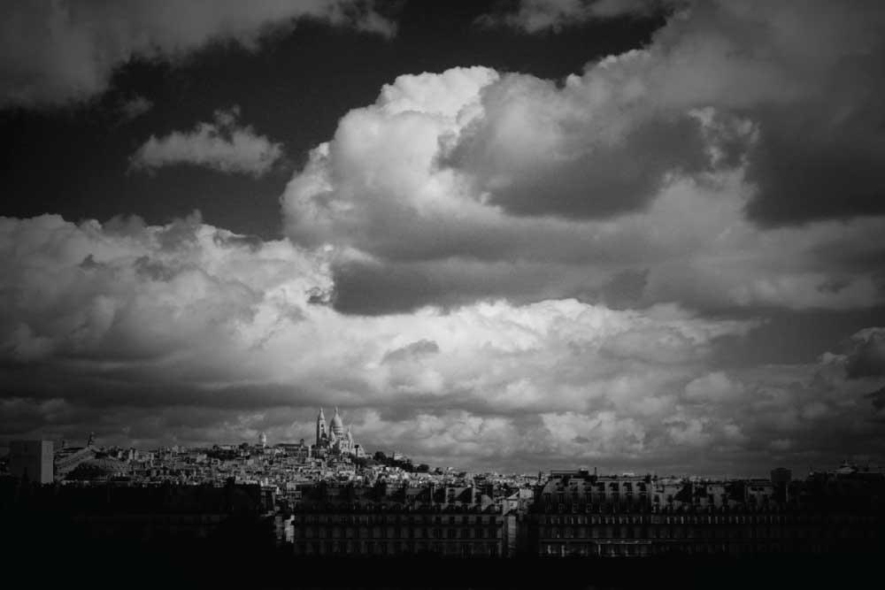 Basilica of the Sacred Heart - Paris