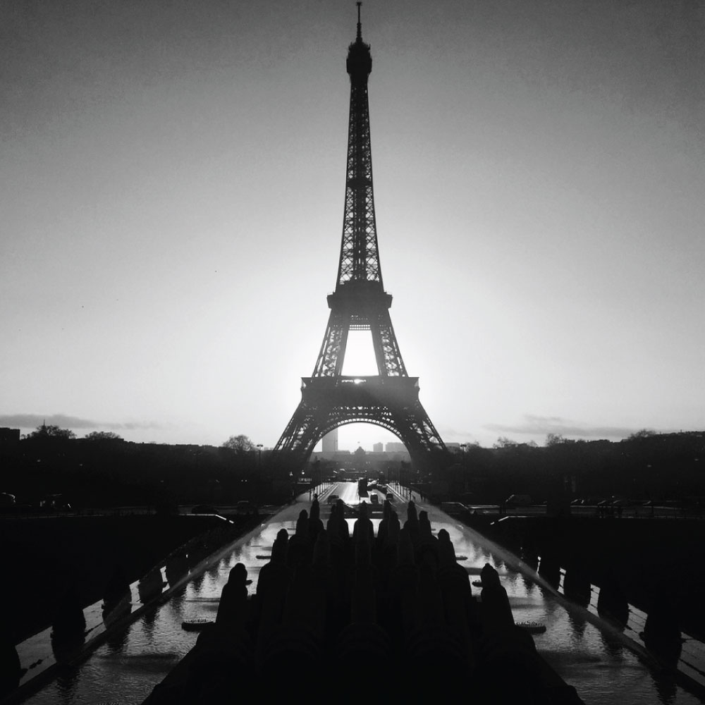Pleasure in Paris by Georgie