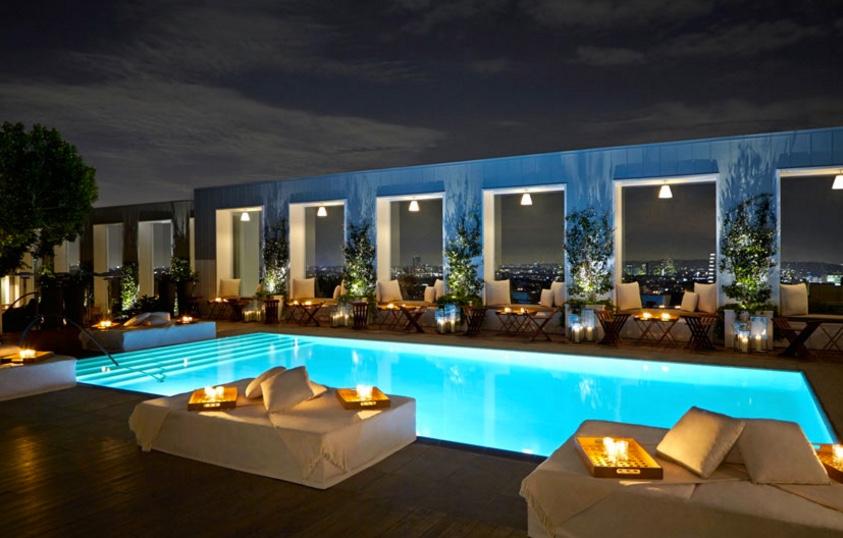 Mondrian LA Skybar