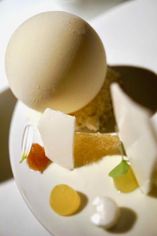 Schloss Schauenstein-Classic 2012 - lemon yogurt
