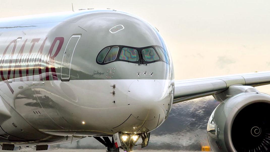 Qatar Airways a350Xwb