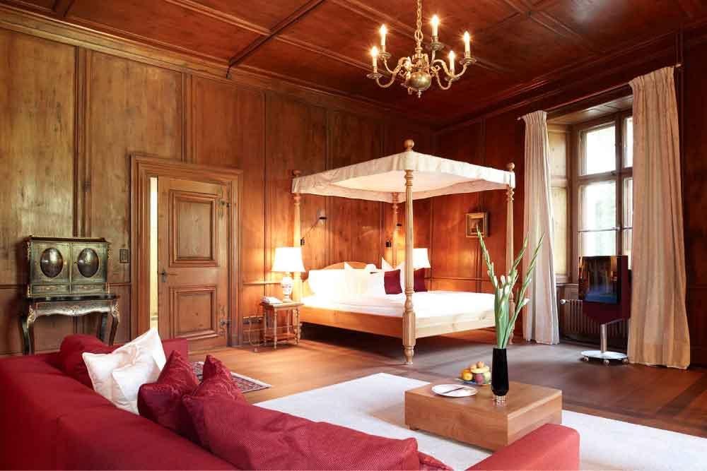 Schauenstein Castle - Suite Feuer