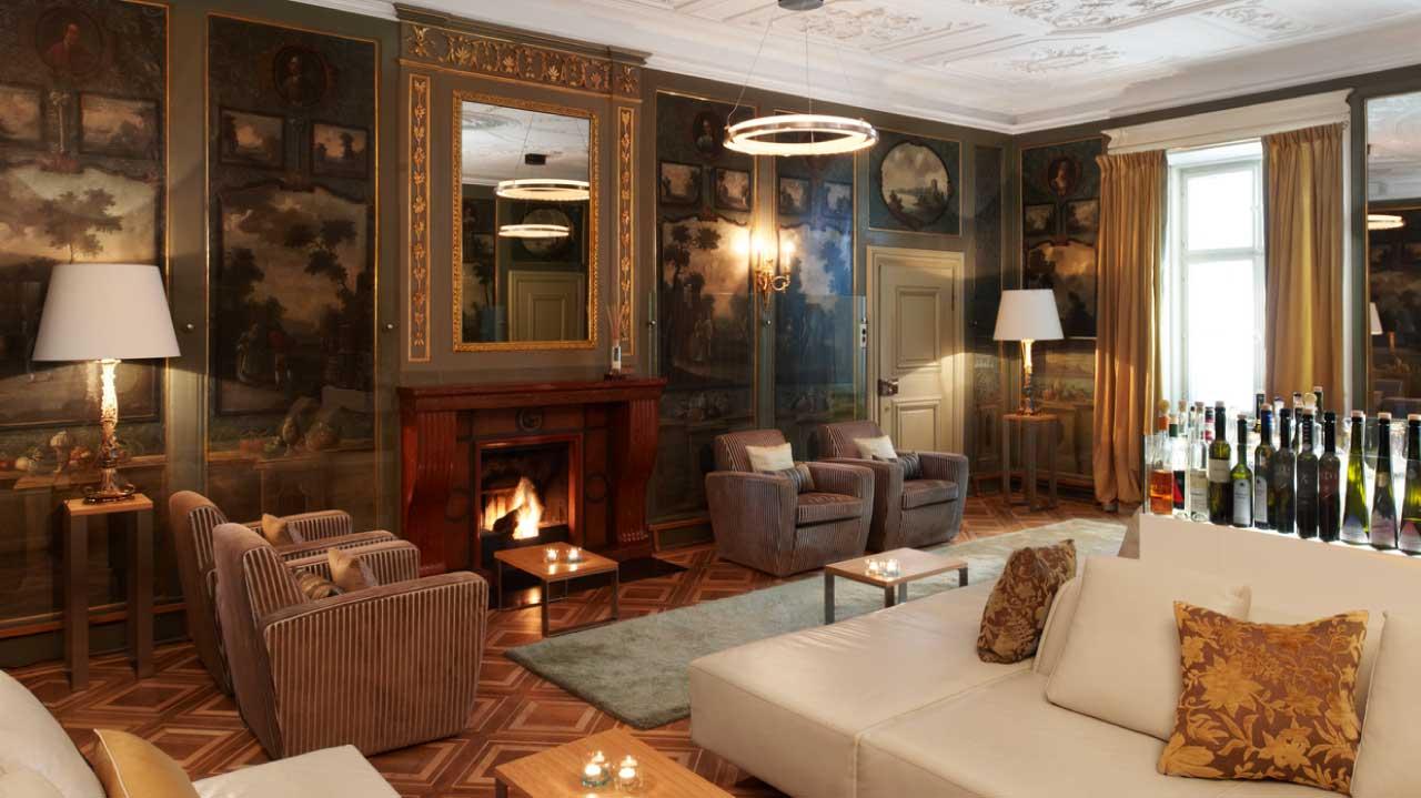 Schloss Schauenstein Lounge